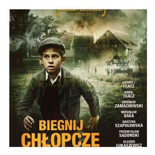 Kino świat Biegnij chłopcze biegnij
