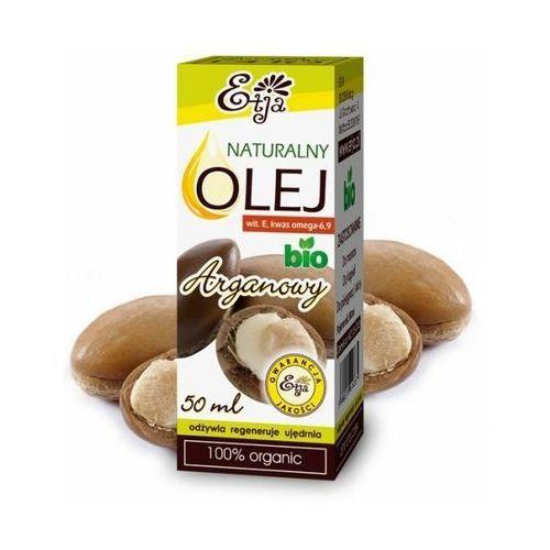 Etja Naturalny olej arganowy BIO 50ml, ETJA