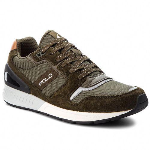 Polo ralph lauren Sneakersy - train100 809669838003 dark olive