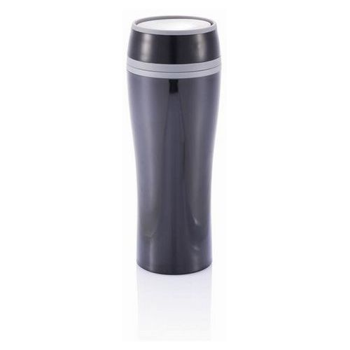 Xd design - kubek termiczny 400 ml - czarny - czarny