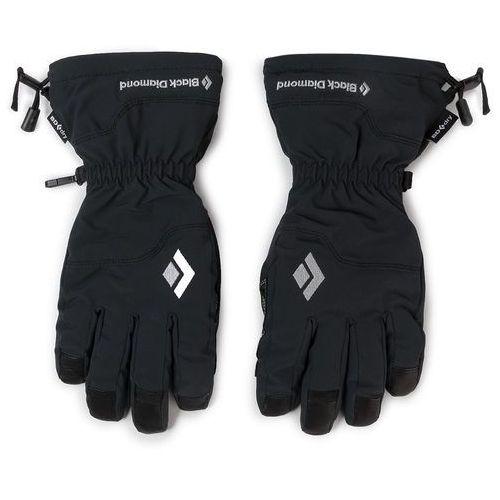 Rękawice narciarskie BLACK DIAMOND - Glissade Gloves BD801728 Blak