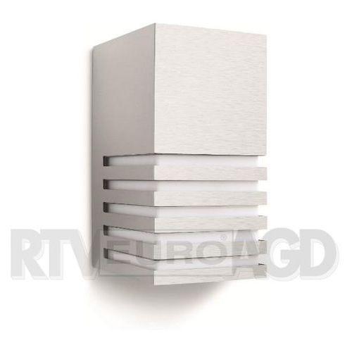 Lampa, kinkiet ogrodowy Veranda myGarden inox 1x20W 230V IP44 PHILIPS, 16412/47/16/PHP