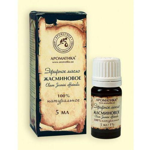 Eteryczny olejek jaśminowy 10 ml. marki Aromatika