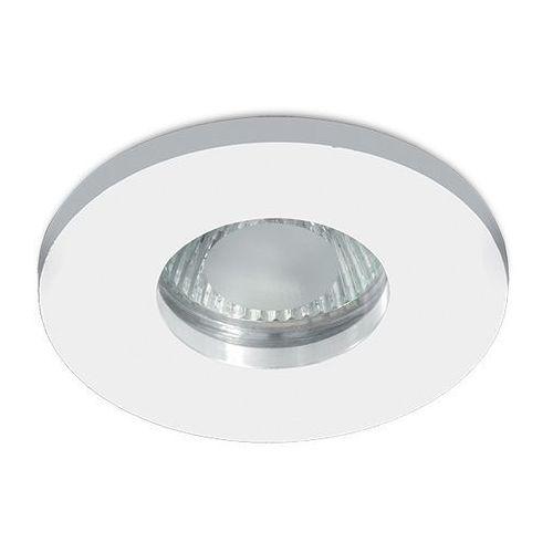 Oczko okrągłe su classic aluminium szczotkowane gu10 ip65, 3005gu marki Bpm lighting
