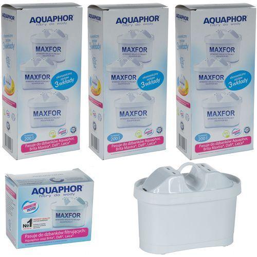 Aquaphor Wkład filtrujący b25 (b100-25) maxfor + dzbanek + darmowy transport!