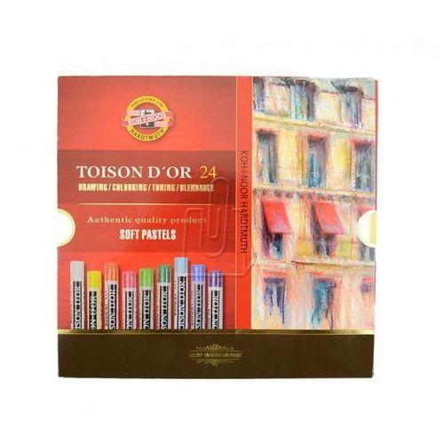 Kredki Pastele suche Toison D'or 24 kolory