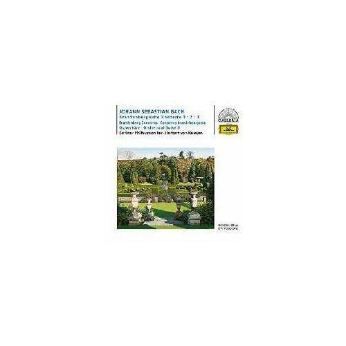 Brandenburg Concertos: Nos. 1, 2, 3 / Orchestral Suite Bwv 1068, 4578892