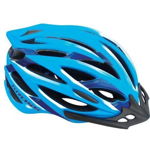 Kask rowerowy brizo m 54-58cm niebieski marki Kross