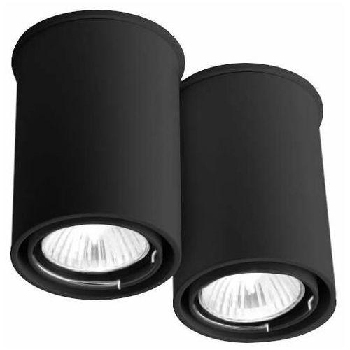Spot LAMPA sufitowa OSAKA 1120 Shilo natynkowa OPRAWA tuby DOWNLIGHT czarny, 1120