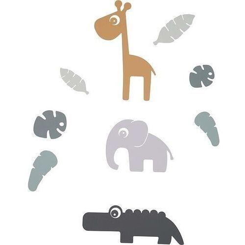 Naklejki ścienne tiny tropics marki Done by deer