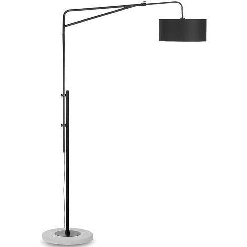 lampa podłogowa brighton czarna 47x23cm brighton/f/b/4723 marki It's about romi
