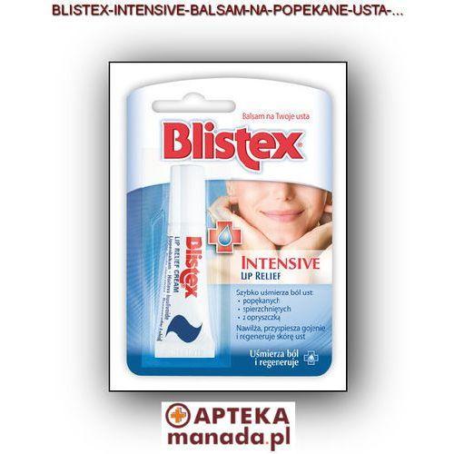 Blistex Balsam do ust INTENSIVE przeciw spierzchnięciom 6 ml - sprawdź w wybranym sklepie