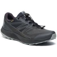 Salomon Buty - sense escape 2 gtx gore-tex 406771 28 w0 ebony/black/monument