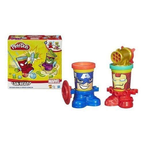 Hasbro (b0594): ciastolina play-doh bohaterowie marvel'a (5010994844486)