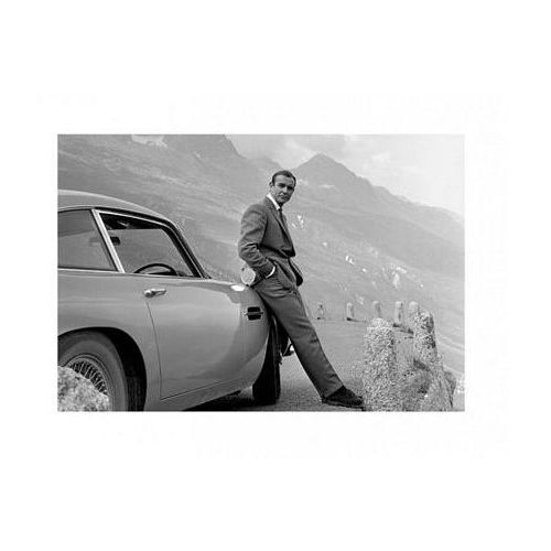 Pyramid posters James bond (aston martin) - reprodukcja (5051265400994)