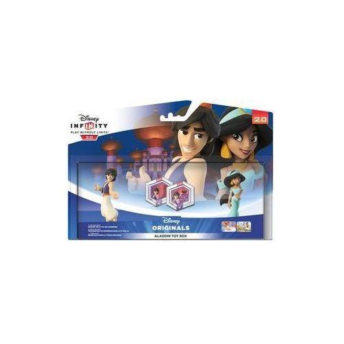Disney infinity 2.0: originals - aladdin toy box