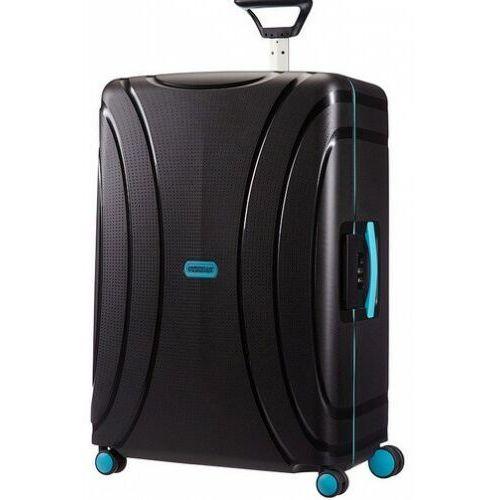 walizka duża z kolekcji lock'n'roll materiał polipropylen twarda 4 koła zamek szyfrowy tsa marki American tourister