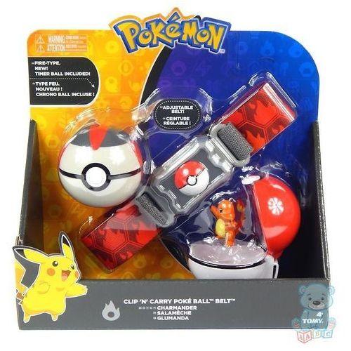 Tomy Pas trenera pokemon i figurka charmander