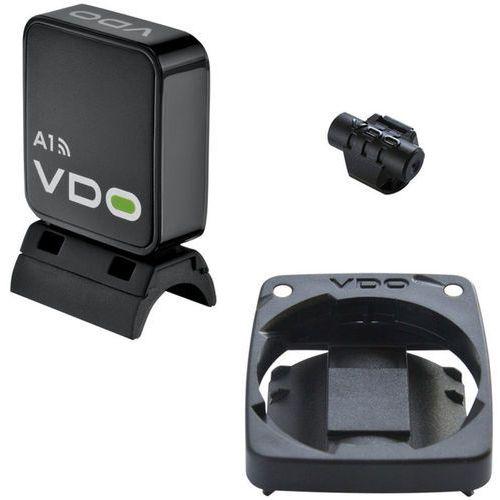 VDO Prędkościomierz - zestaw M1 / M2 do 2-go koła, zawiera magnes czarny 2017 Akcesoria do liczników (4037438030107)