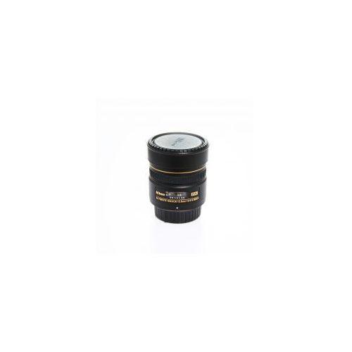Nikon Nikkor af dx 10.5mm f2.8g ed fisheye // komis