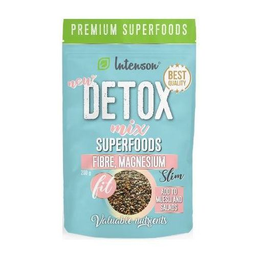 Mix detox 200g marki Intenson