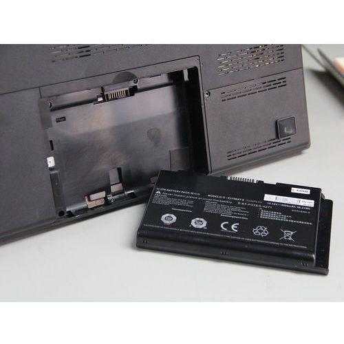 Dodatkowa bateria p370em/sm 8-cell 89.21wh marki Clevo