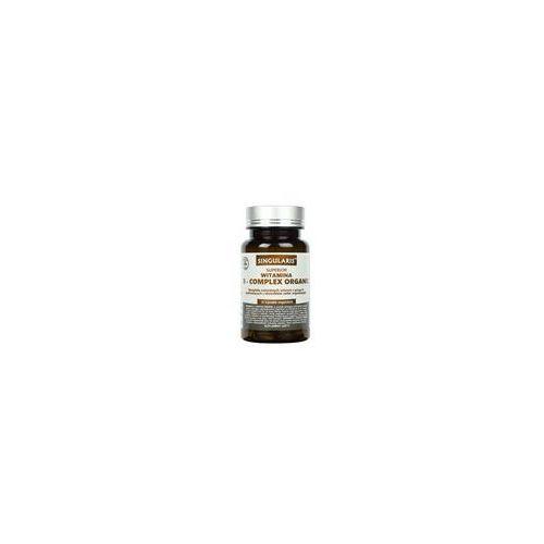 Singularis Witamina B-Complex Organic 30kaps weg