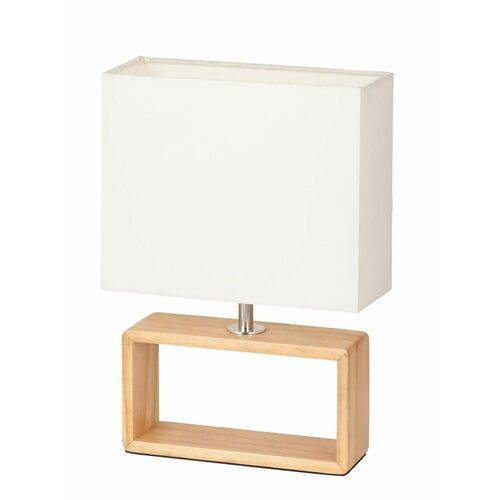 Lampa lampka stołowa Rabalux Freya 1x25W E14 naturalny buk 4377, 4377