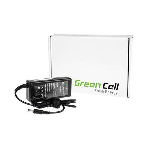 Zasilacz sieciowy 20V 3.25A 5.5 x 2.5 mm 65W (GreenCell), AD33