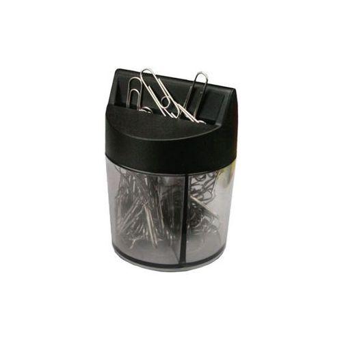 Titanum Spinacze 28mm srebrne pudełko magnetyczne 100 sztuk - (5907437621950)