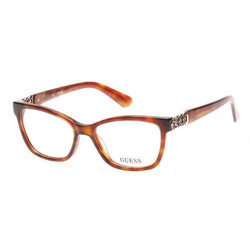 Okulary Korekcyjne Guess GU2492 052, towar z kategorii: Okulary korekcyjne