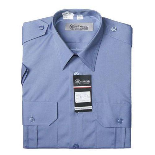Koszula stalowa Służby Więziennej - krótki rękaw (hetman)