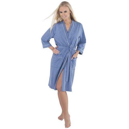 Piżama damska bianca - niebieski marki Italian fashion