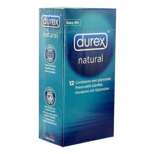 Prezerwatywy Durex Natural - Naturalne prezerwatywy Durex - 12szt., kup u jednego z partnerów