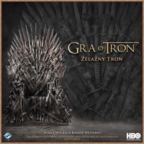 Gra o tron: żelazny tron marki Galakta