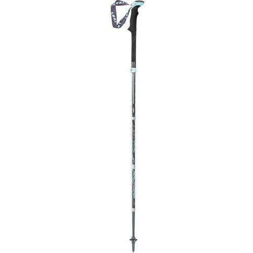 LEKI Micro Vario Carbon Kijki Kobiety czarny 100-120cm 2018 Kijki