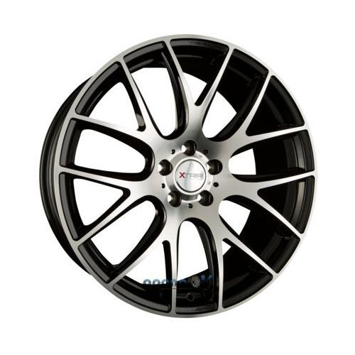 sw5 schwarz voll poliert einteilig 8.50 x 20 et 35 marki Xtra wheels