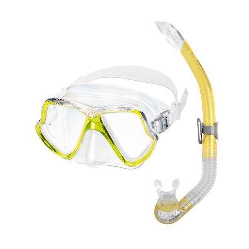 Mares Zestaw do nurkowania set wahoo 11745 żółty + darmowy transport!