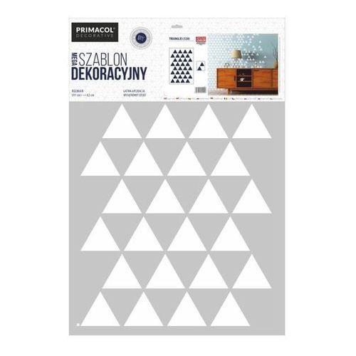 Primacol Szablon dekoracyjny Mega 520 Triangles (5906725251992)