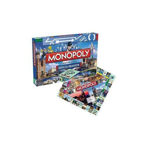Winning moves Hasbro monopoly kraków ang (27564)