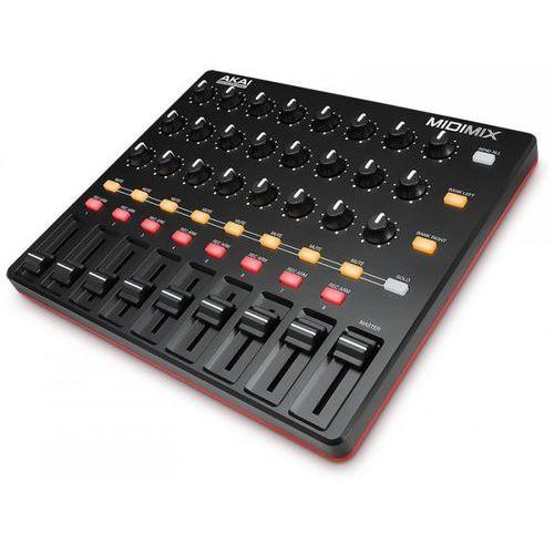 midi mix - kontroler, marki Akai