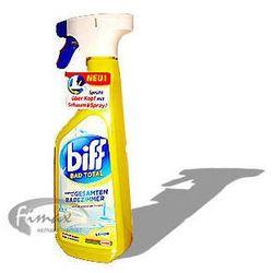 BIFF Bad Total Uniwersalny środek do czyszczenia łazienki Citrus Spray 750ml ()