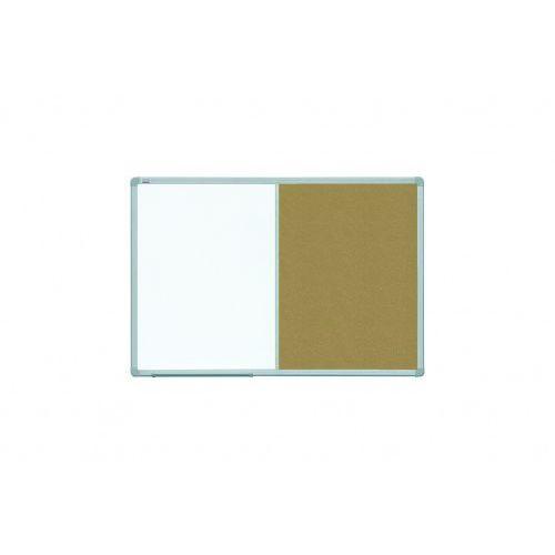 2x3 Tablica combi 2- częściowa (suchościeralno-magnetyczna i korekowa) 120x90