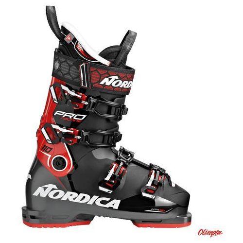 Buty narciarskie pro machine 110 2018/2019 marki Nordica