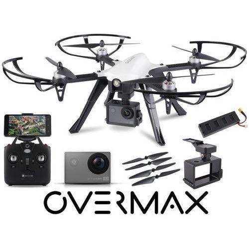 Dron x-bee drone 8.0 marki Overmax. Najniższe ceny, najlepsze promocje w sklepach, opinie.