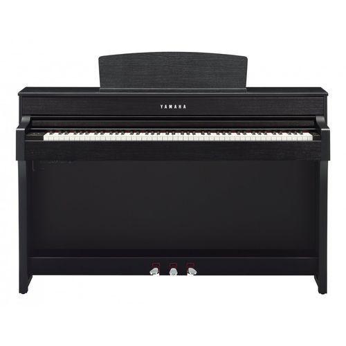 clp-645b czarne pianino cyfrowe marki Yamaha