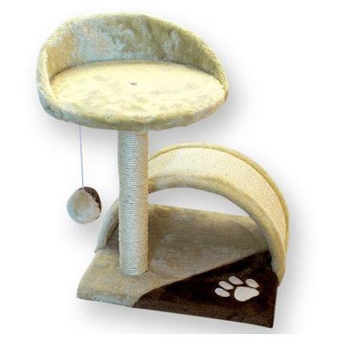 Yarro drapak dla kota mostek z sizalem i leżanką 47cm