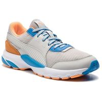 Buty - future runner premium 369502 02 gray violet/indigo bunting marki Puma