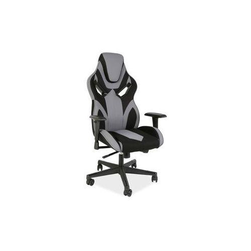 Fotel cobra ii gamingowy czarny/szary marki Signal