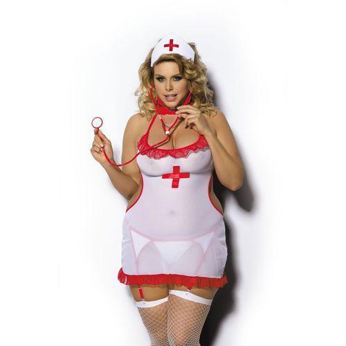 Angels never sin shane kostium pielęgniarki size plus